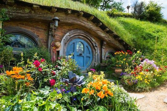 Tour del set cinematografico di Hobbiton