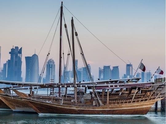 Descubra Doha