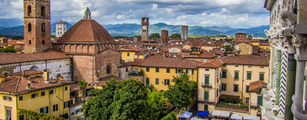 Full-day private guided tour of Pisa and Lucca