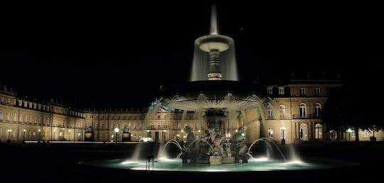 Guided city tour about Stuttgart's ghosts