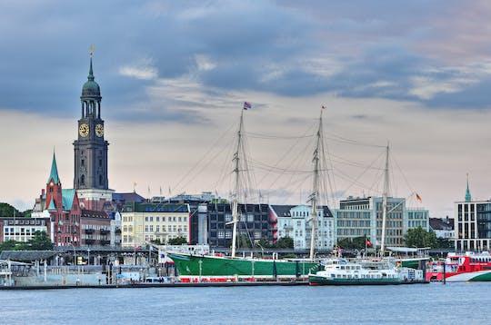 Hamburg - discover the Hanseatic city from landmark to landmark