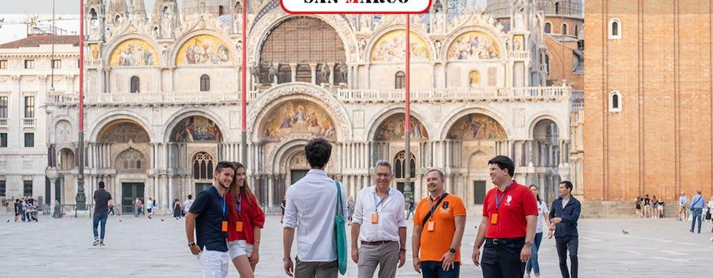 Excursão histórica a pé a Veneza