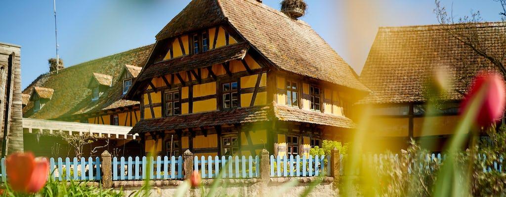 Écomusée d'Alsace entrance ticket