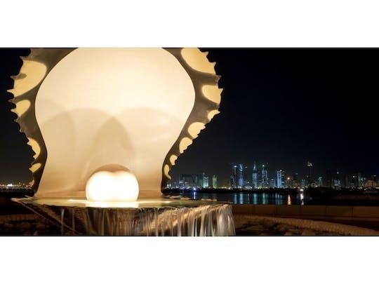 Scopri Doha di notte