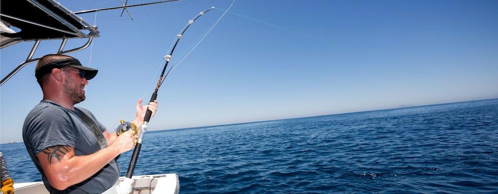 Acapulco private sport fishing