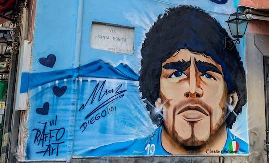 Tour di Napoli e Maradona