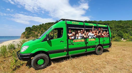 Panorama Off-road Small Group Tour from Bourgas Coast