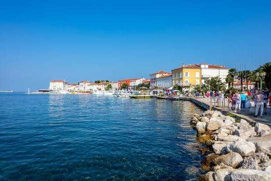 Small Group Tour of Istria Towns from Pula & Medulin