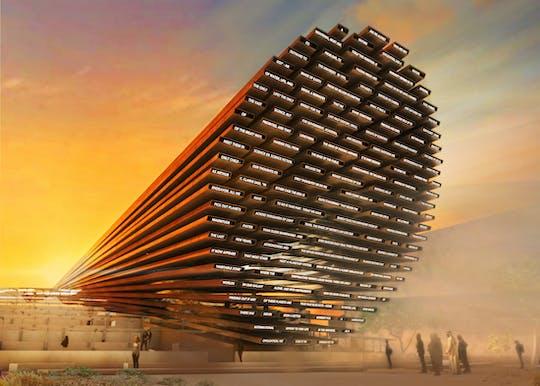 Entrada a la Expo 2020 de Dubái y recorrido por lo más destacado de Dubái con audioguía desde Ras Al Khaimah