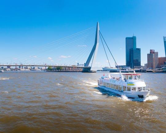 Crociera sul fiume Rotterdam di 1 ora