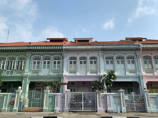 A touch of Peranakan private guided tour