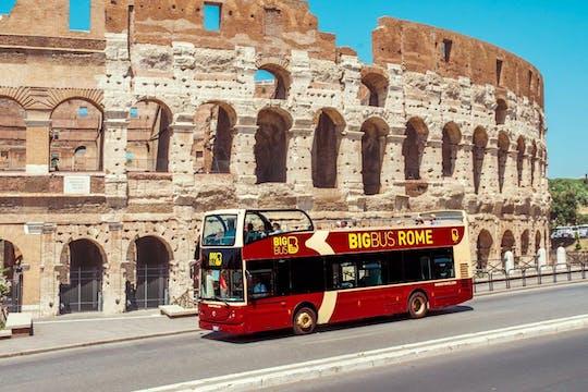 Tour Big Bus di Roma