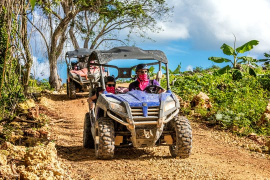 Dominican Countryside Terracross Adventure