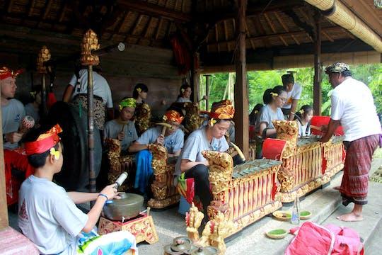 Workshop Balinese Gamelan