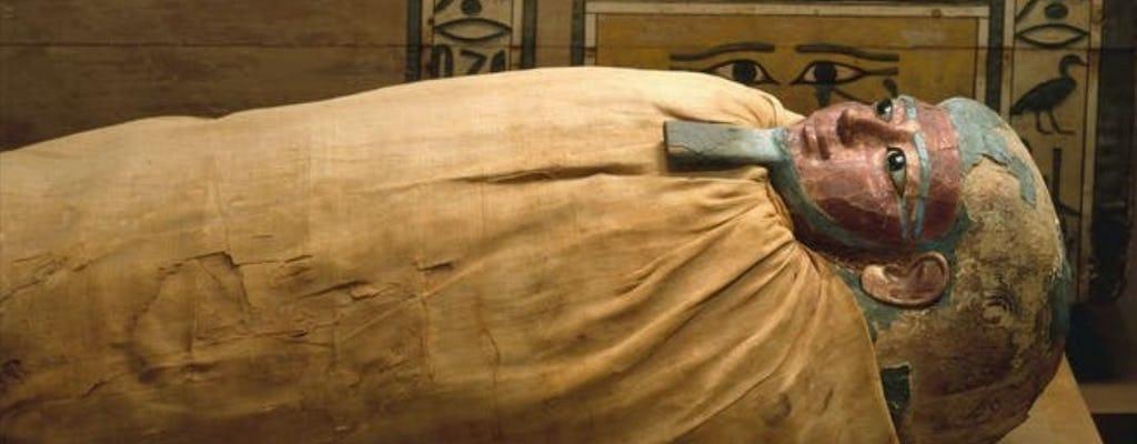 Descubra os museus Luxor e Mumificação