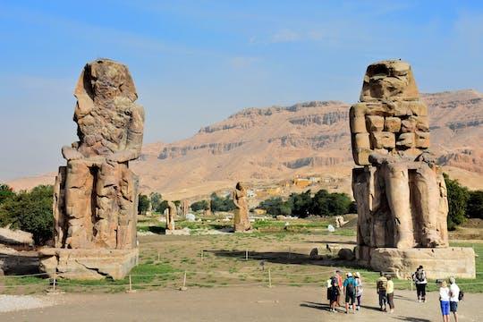 Visita guiada a Luxor West e East Bank com almoço