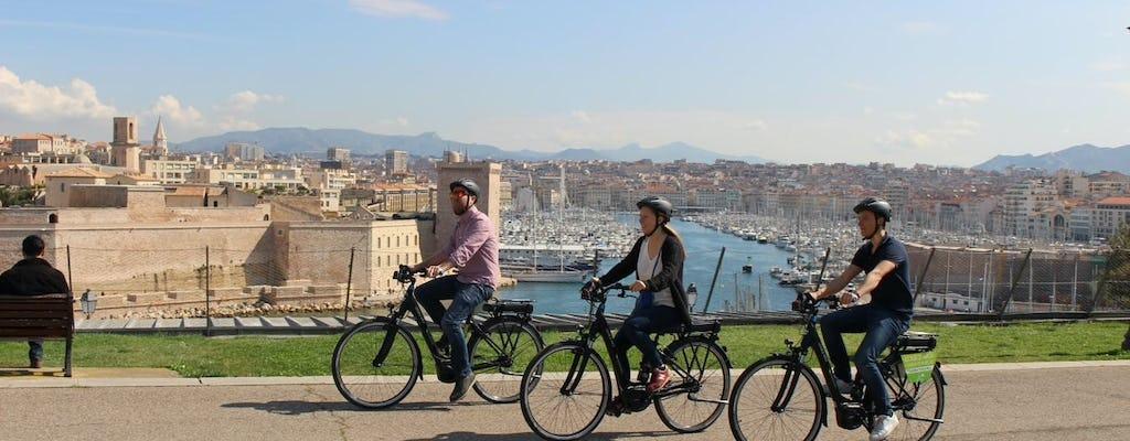 Half-day e-bike rental in Marseille