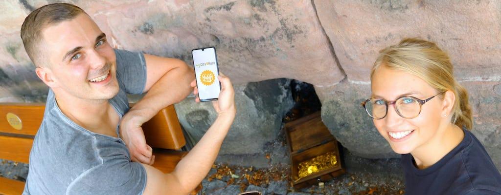 Búsqueda del tesoro interactiva en Potsdam