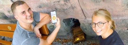 Interactive treasure hunt in Potsdam