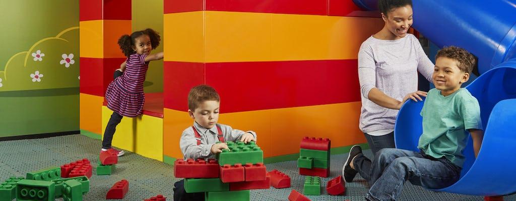 Ingressos para o LEGOLAND® Discovery Center Dallas