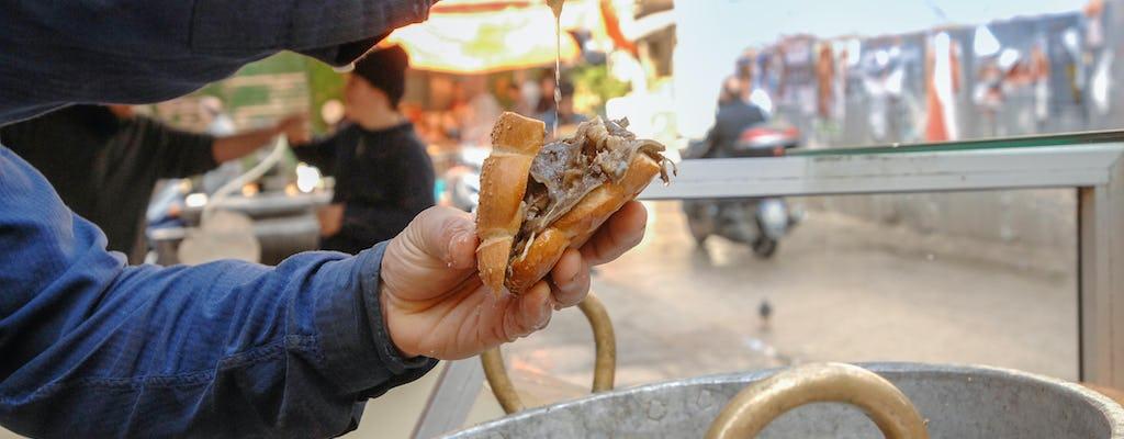 Straatvoedseltour door Palermo met een lokale chef-kok