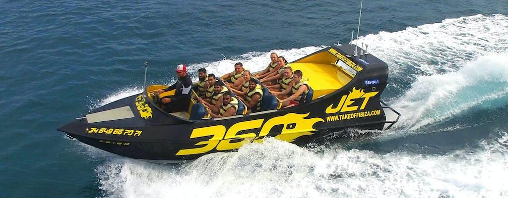 Ibiza Jet Boat