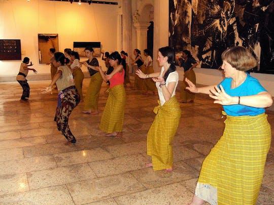 Balinesischer Tanzkurs bei Arma Meeting Point