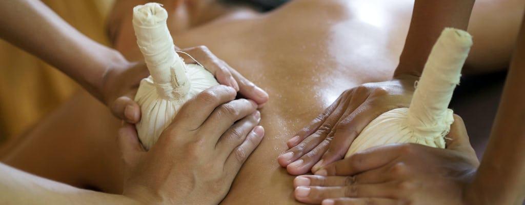 Massage Abyanga de 60 minutes au Tejas Spa