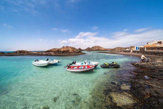 Billet de ferry pour l'île de Lobos avec transfert
