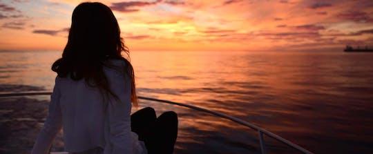 Excursion en bateau au coucher du soleil à San Antonio