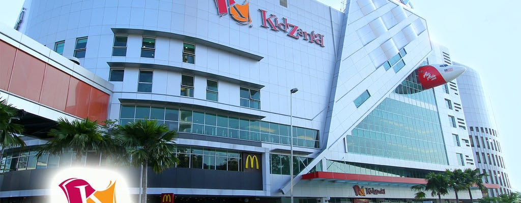 KidZania Kuala Lumpur-Tickets
