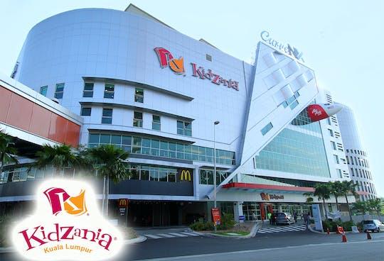 Billets KidZania Kuala Lumpur