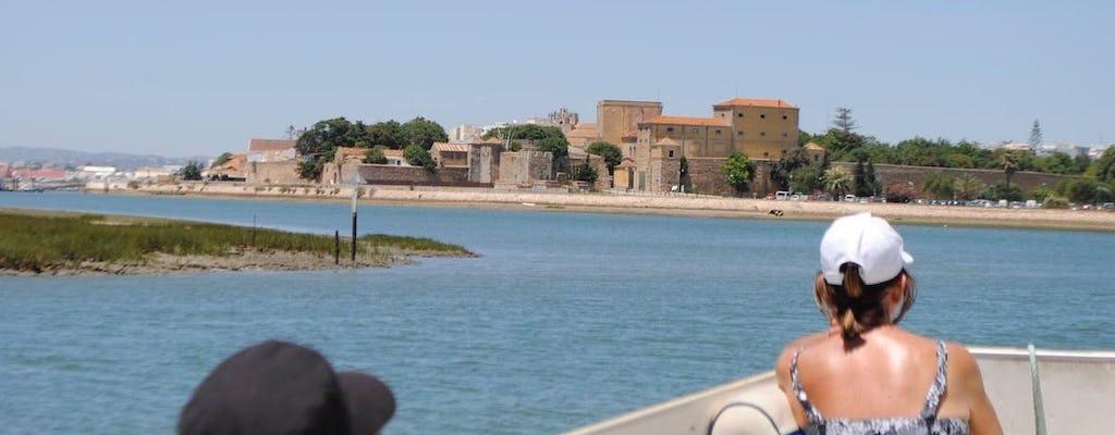 Ria Formosa boottocht van 45 minutenminute