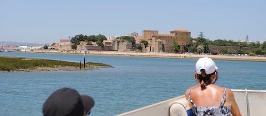 Ria Formosa Tour in barca di 45 minuti
