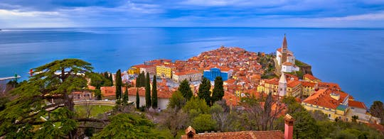 Guided tour of Piran and the Slovenian coast from Trieste