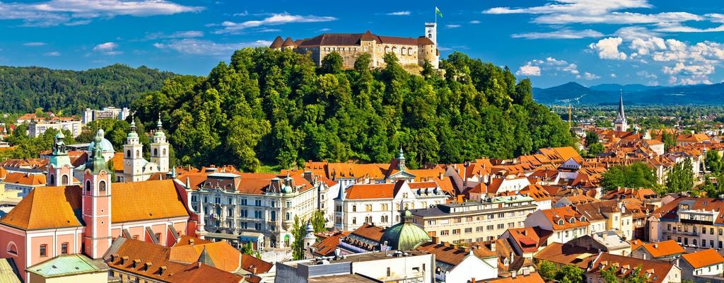 Destaques de Liubliana de Trieste