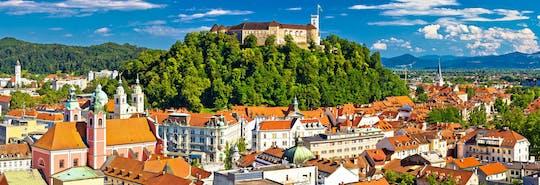Najważniejsze w Lublanie z Triestu
