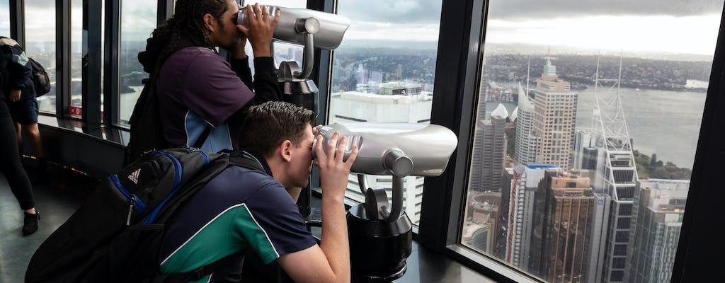 Общие входные билеты Sydney Tower Eye