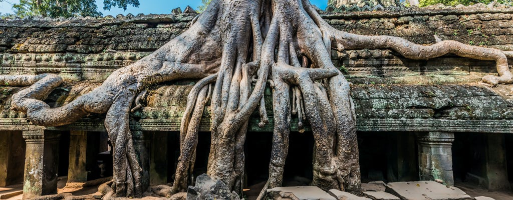 Prywatne 2-dniowe świątynie najlepsza historyczna wycieczka po Imperium Khmerów