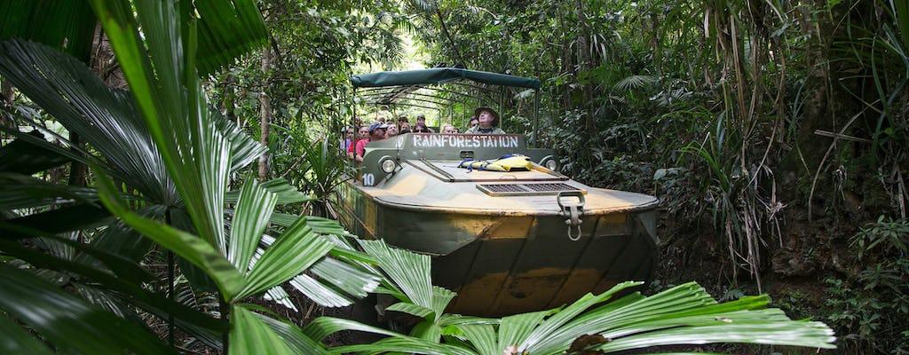 Rainforestation and Kuranda Village tour