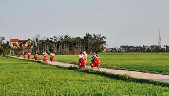 Hoi An plattelandstour per elektrische scooter