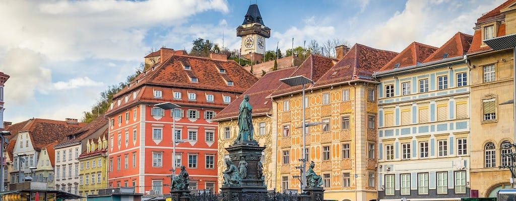 Passeio privado a pé pelos destaques da cidade velha de Graz