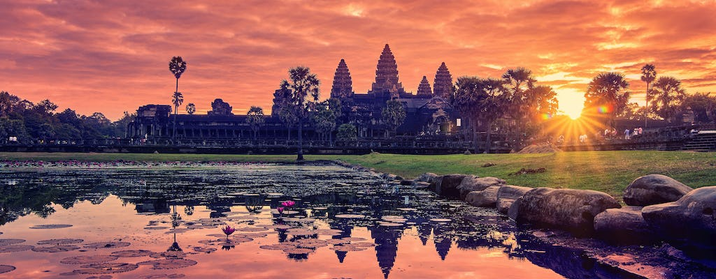 Private 2-day treasure of Angkor and the jungle temple tour