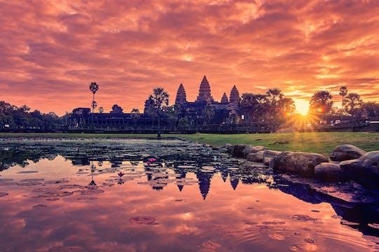 Privé 2-daagse schat van Angkor en de jungle-tempeltour