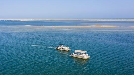 Прогулка на лодке по островам Дезерта и Фарол из Фаро