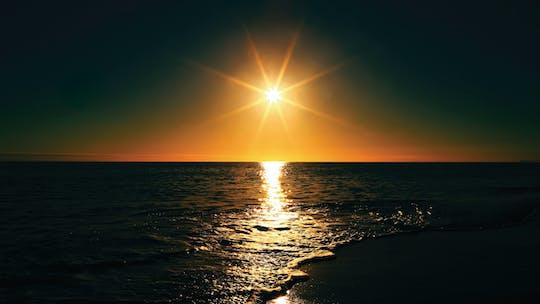 Zachód słońca - moja miłość