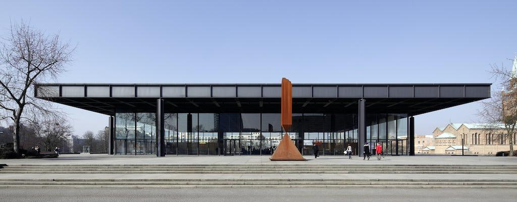 Eintrittskarte Neue Nationalgalerie Berlin