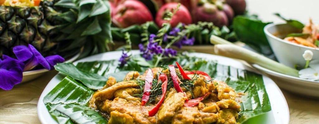 Кулинарный класс в Школе тайской кулинарии Ya's в Краби