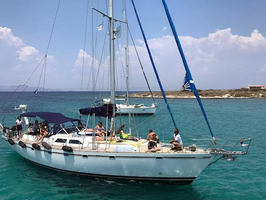 Kos Small Group Sailing Tour Ticket Only