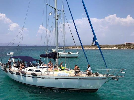 Kos Small Group Sailing Tour